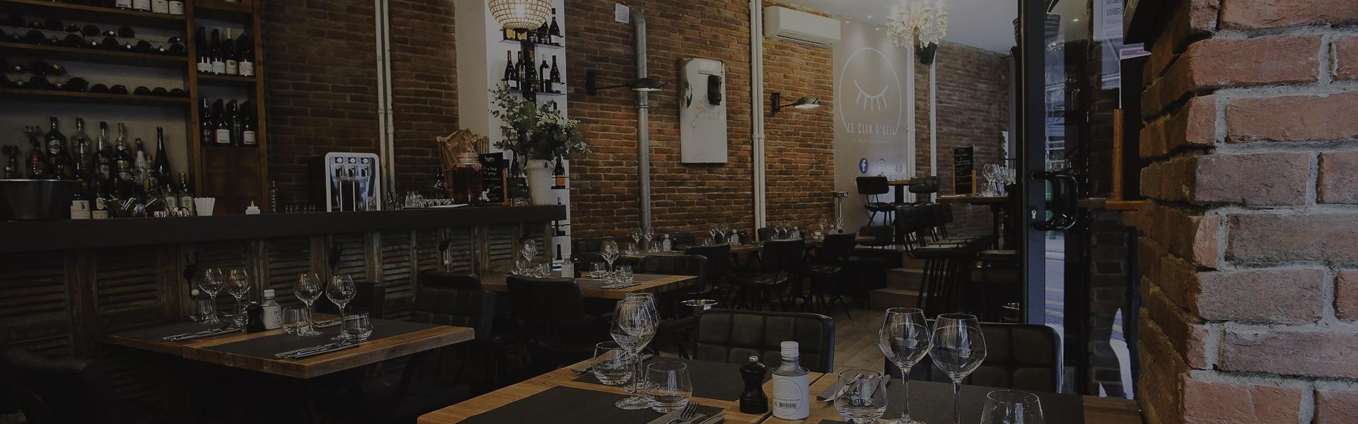 le clin d'oeil restaurant